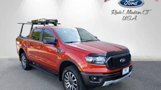 2019 Ford Ranger XLT for sale in Madison, CT