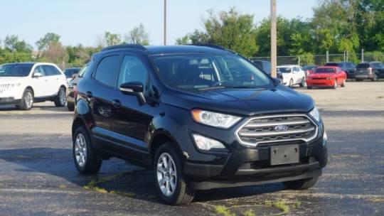 2018 Ford EcoSport SE for sale in Saline, MI