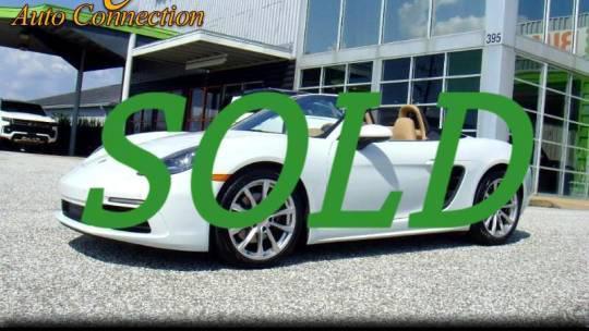 2017 Porsche 718 Boxster Roadster for sale in Montgomery, AL