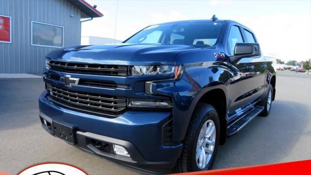2021 Chevrolet Silverado 1500 RST for sale in Mt Pleasant, MI