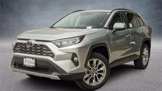 2021 Toyota RAV4 Limited for sale in Bethesda, MD