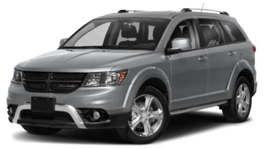 2020 Dodge Journey Crossroad for sale in Houston, TX