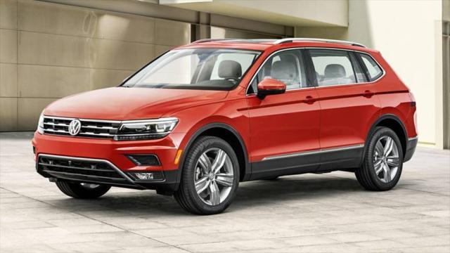 2021 Volkswagen Tiguan SE for sale in Brooklyn, NY