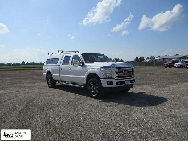 2015 Ford F-250 Lariat/Platinum/King Ranch/XLT/XL for sale in Virden, IL