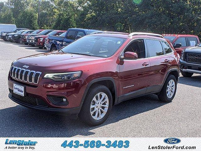 2019 Jeep Cherokee Latitude for sale in Owings Mills, MD