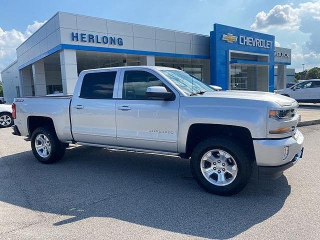2018 Chevrolet Silverado 1500 LT for sale in Batesburg-Leesville, SC