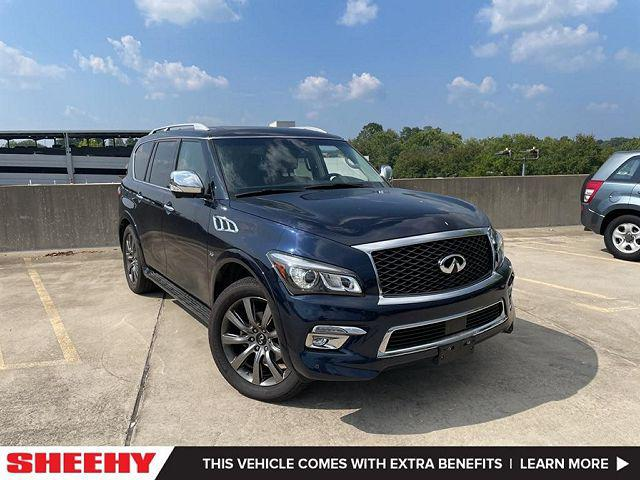 2017 INFINITI QX80 Signature Edition for sale in Gaithersburg, MD