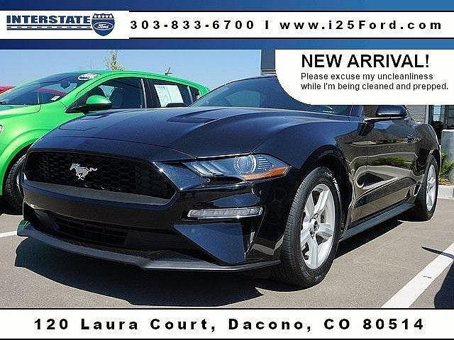 2018 Ford Mustang EcoBoost for sale in Dacono, CO
