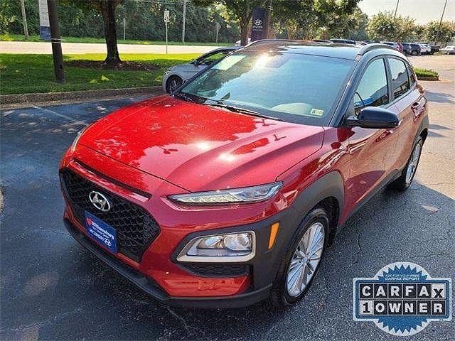 2020 Hyundai Kona SEL for sale in Williamsburg, VA