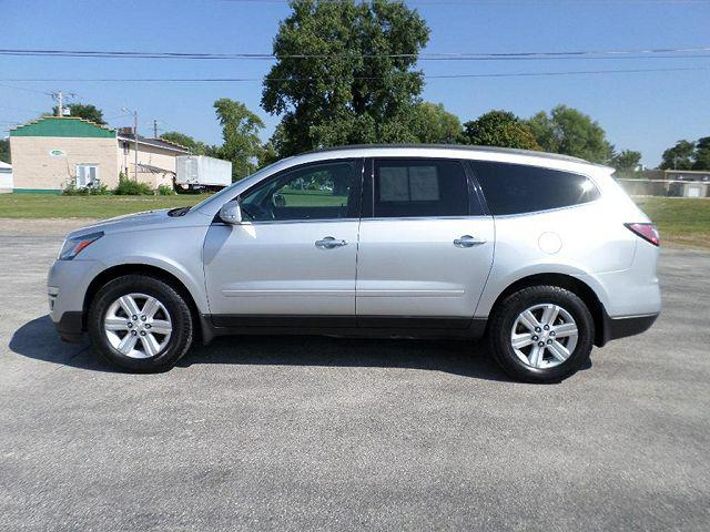 2014 Chevrolet Traverse LT for sale in Manchester, IA