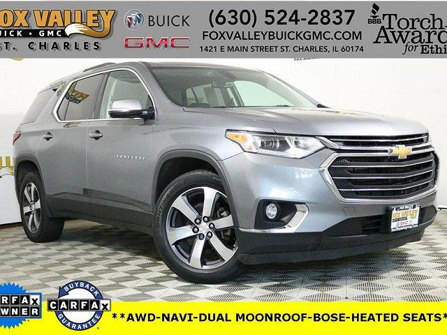 2018 Chevrolet Traverse LT Leather for sale in Saint Charles, IL