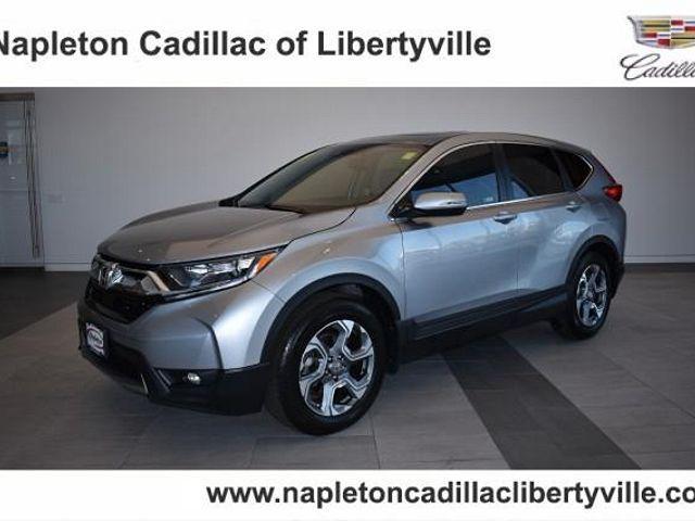 2019 Honda CR-V EX-L for sale in Libertyville, IL