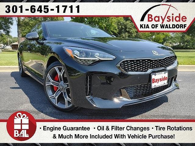 2021 Kia Stinger GT for sale in Waldorf, MD