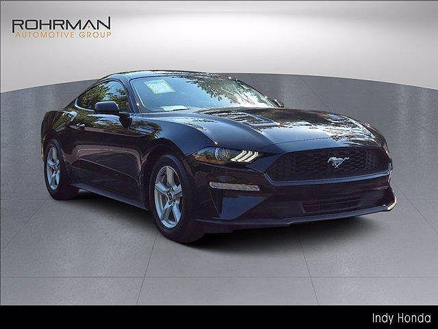 2018 Ford Mustang EcoBoost for sale in Indianapolis, IN