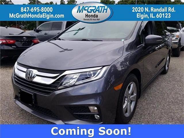 2018 Honda Odyssey EX for sale in Elgin, IL