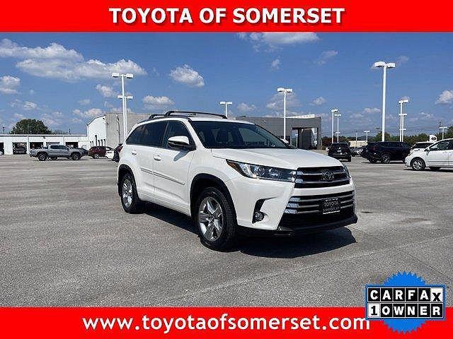2018 Toyota Highlander Limited for sale in Somerset, KY