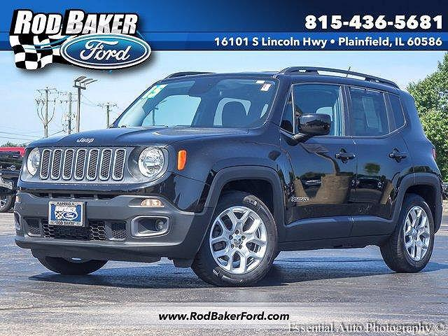 2015 Jeep Renegade Latitude for sale in Plainfield, IL