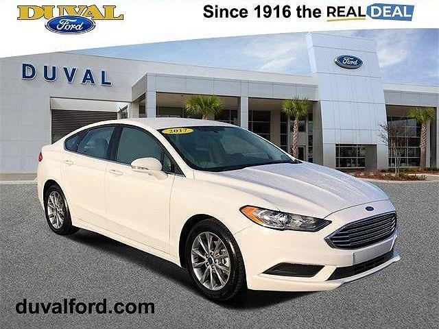 2017 Ford Fusion SE for sale in Jacksonville, FL