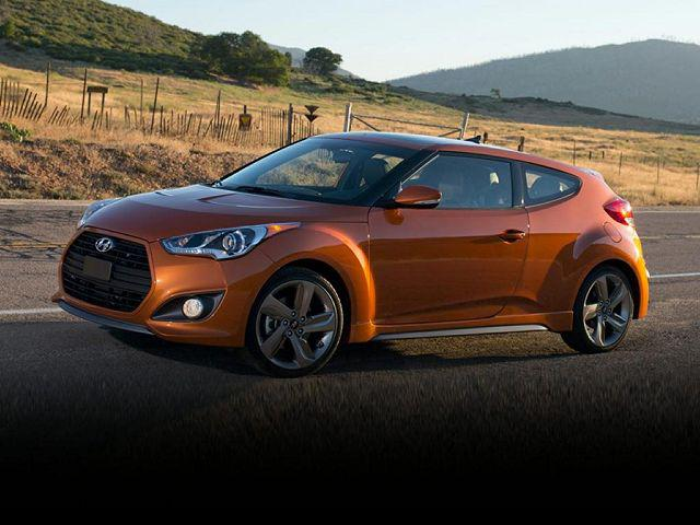 2013 Hyundai Veloster Turbo w/Black Int for sale in Milford, CT