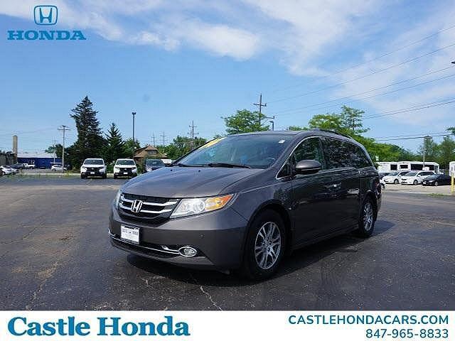 2014 Honda Odyssey Touring for sale in Morton Grove, IL