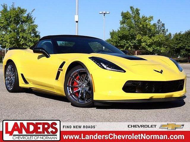 2019 Chevrolet Corvette Grand Sport 2LT for sale in Norman, OK