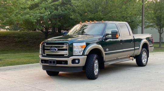2012 Ford F-350 King Ranch for sale in Addison, IL