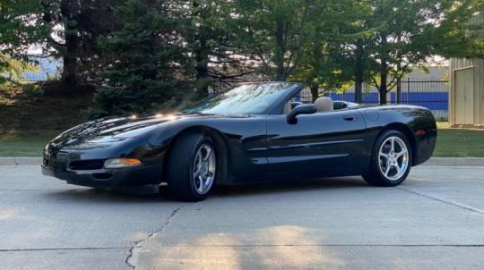 2003 Chevrolet Corvette 2dr Convertible for sale in Addison, IL