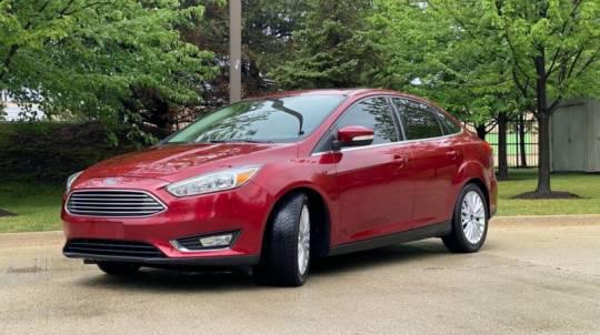 2015 Ford Focus Titanium for sale in Addison, IL