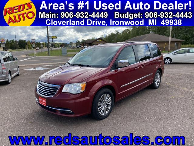 2014 Chrysler Town & Country Touring-L for sale in Ironwood, MI