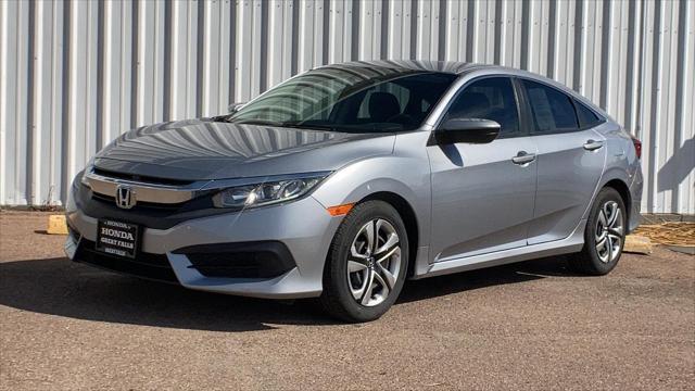 2018 Honda Civic Sedan LX for sale in Great Falls, MT