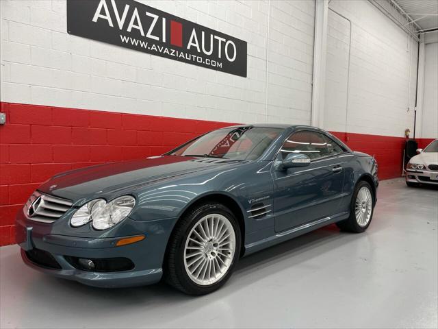2003 Mercedes-Benz SL-Class AMG for sale in Gaithersburg, MD