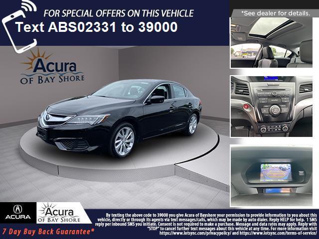 2018 Acura ILX Sedan for sale in Bay Shore, NY