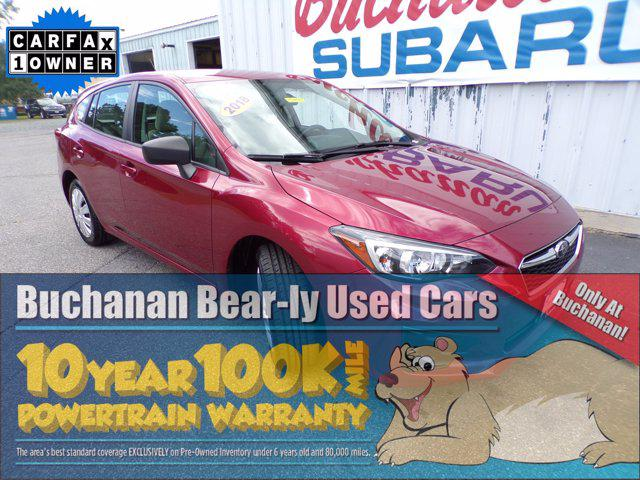 2018 Subaru Impreza 2.0i 5-door CVT for sale in Waynesboro, PA