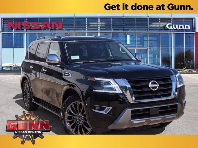 2021 Nissan Armada Platinum for sale in Corinth, TX