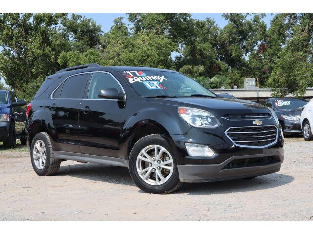 2017 Chevrolet Equinox LT for sale in Midwest City, OK