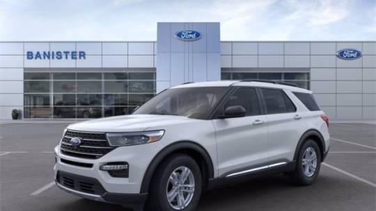 2021 Ford Explorer XLT for sale in Marlow Heights, MD