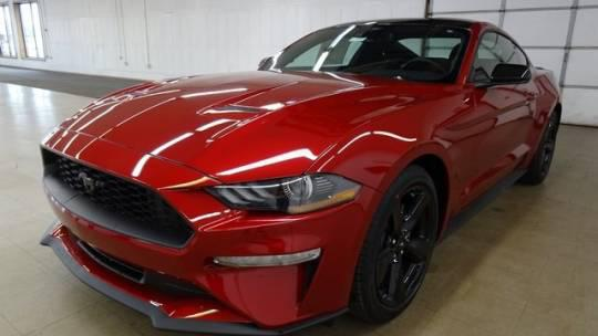 2021 Ford Mustang EcoBoost for sale in Auburn, IN