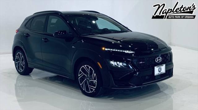 2022 Hyundai Kona N Line for sale in Urbana, IL