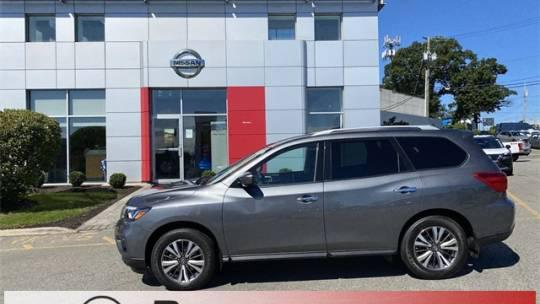 2019 Nissan Pathfinder S for sale in Upper Saddle River, NJ