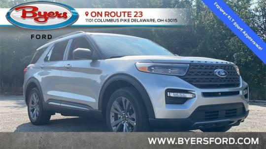 2021 Ford Explorer XLT for sale in Delaware, OH