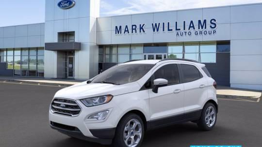 2021 Ford EcoSport SE for sale in Cincinnati, OH