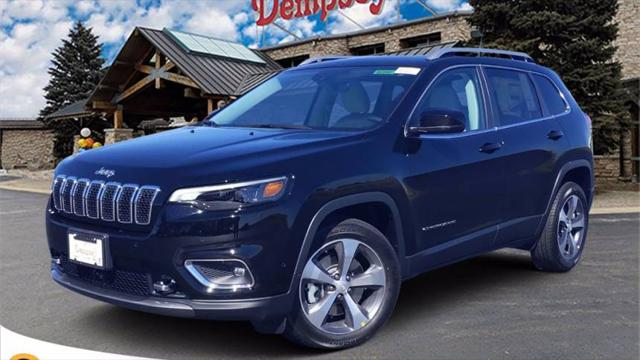 2021 Jeep Cherokee Limited for sale in Plano, IL