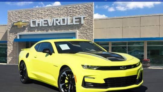 2021 Chevrolet Camaro 2SS for sale in Frankfort, IL