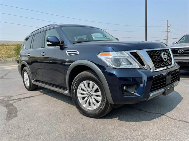 2020 Nissan Armada SV for sale in Bountiful, UT