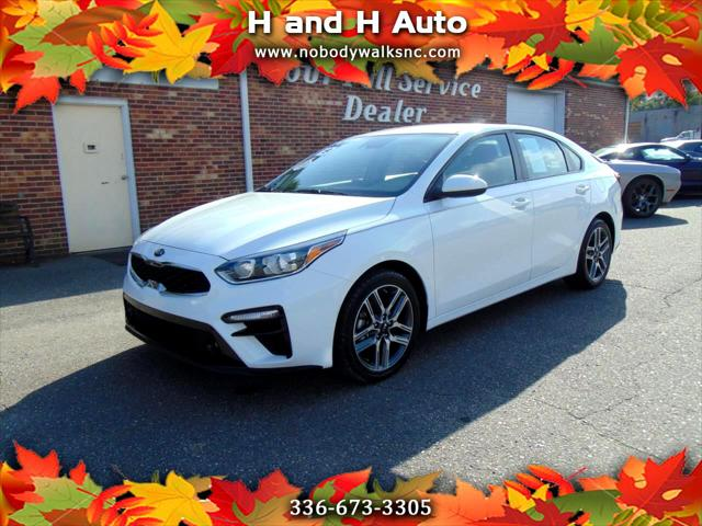 2019 Kia Forte S for sale in Mount Airy, NC