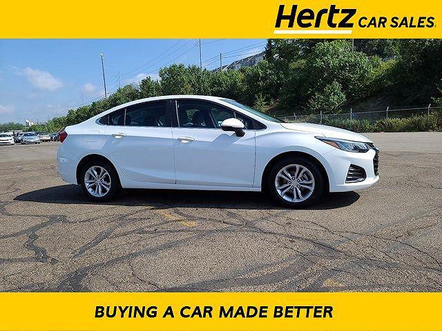 2019 Chevrolet Cruze LT for sale in Coraopolis, PA