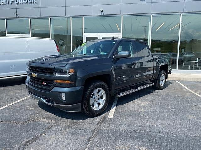 2018 Chevrolet Silverado 1500 LT for sale in Wilkes Barre Township, PA
