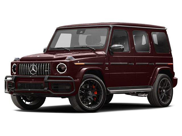 2021 Mercedes-Benz G-Class AMG G 63 for sale in North Olmsted, OH