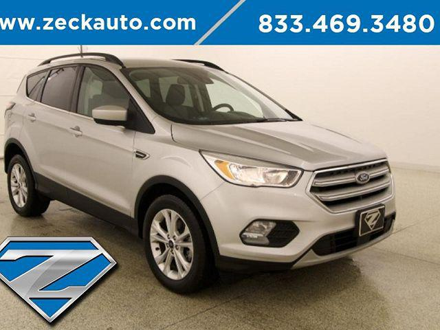 2018 Ford Escape SE for sale in Purcell, OK