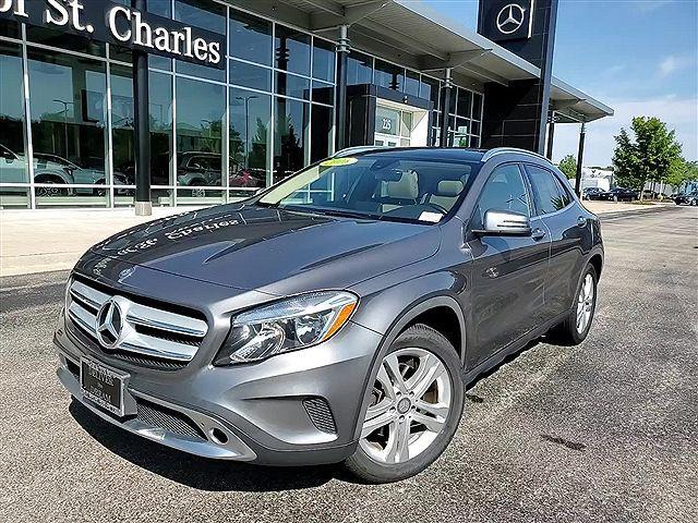2016 Mercedes-Benz GLA GLA 250 for sale in Saint Charles, IL
